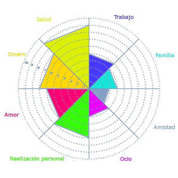 ▷LA RUEDA DE LA VIDA COACHING 【 Definición, modelos PDF, tipos ...